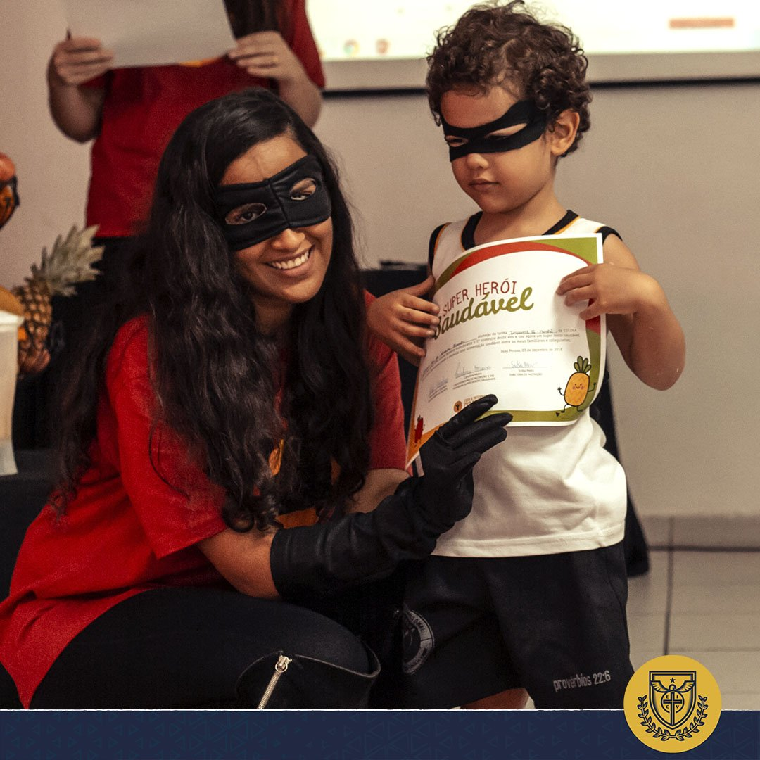 Super Heróis Saudáveis e Incríveis: confira a galeria de fotos